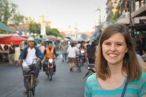 Becca in Thailand